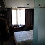 The room itself