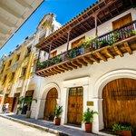 Facade Alfiz Hotel Boutique - Cartagena