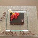 Birthday Dessert - Yummy