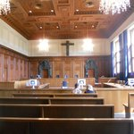 Justizpalast: Courtroom 600