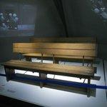 Justizpalast: original benches