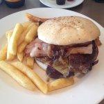 Steak Sandwich - gluten free