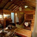 Wohnraum Cabin