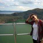 What a stunning Taal Crater! :)