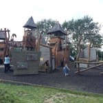 Amazing Outdoor Play areas!