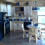 Kitchen of Bear
