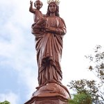 Statue of Our Lady of France
