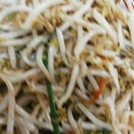 Fried Taugeh (Beansprout)
