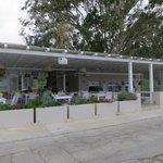 Gialia Beach Taverna frontage