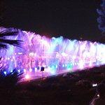 Water Light & Music show in main square