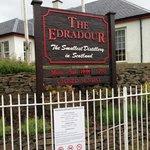 Edradour Signage