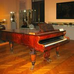 Pianos played by Beethoven, Lizst, Schubert, Brahms, and more.  A must see