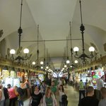 The single run of stalls
