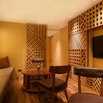 Private Rooms of the Bar & Lounge, situated on the ground floor.