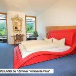 """Gästezimmer Ausstattungsvariante """"Ambiente Plus"""""""