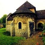 St Gilles Chapel, Montoire-sur-le-Loir