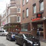 Tune Hotel - Liverpool Street
