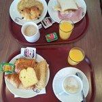 Petit Déjeuner 5€/pers.