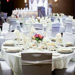 The Grand Hall is the backdrop to your beautiful event.