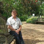 Peter James, l'apicoltore del Chelsea Physic Garden