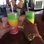 Enjoying Bob Marley's