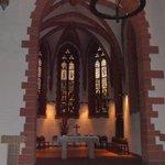 alte Nikolaikirche Innenraum