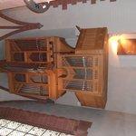 alte Nikolaikirche Innenraum - Orgel