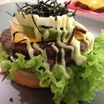 BB japanese Burger