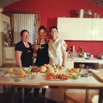 cooking class with Chiara