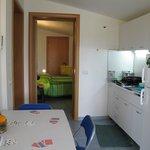 angolo cottura appartamento Menta