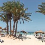 Praia hotel Lella Meriam