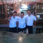 Totally friendly and fun bar staff :)