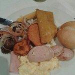 Desayuno buffet incluido