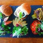 Little tasty burgers