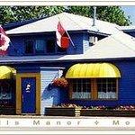 Foto van Falls Manor Resort and Restaurant