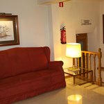 Relaxing area - Hotel Gaudi