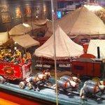 The miniature circus!