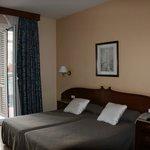 Hotel room - Hotel Gaudi