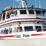 M/V Capt Pete Ferry Boat