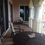 Balcony is realy nice