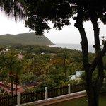 Vista sulla Grande Anse
