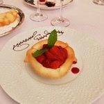 capeline fraise framboise
