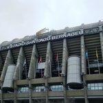 Bernabeu Stadium (Estadio Santiago Bernabeu)