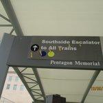 Station Pentagone