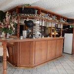 Front Desk, Bar & Restaurant area