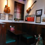 bar area seatong