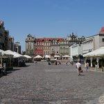 Markey Square Poznan