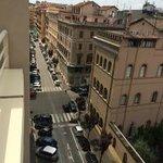 Desde el balcón