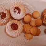 Kekse zum Cafe