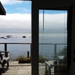 View from the Sea Cloud Cottage